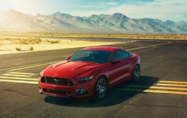 Ford Mustang Handout 2015