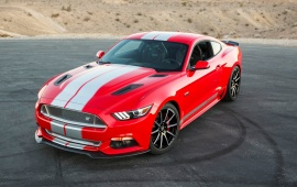Ford Mustang Shelby GT 2015