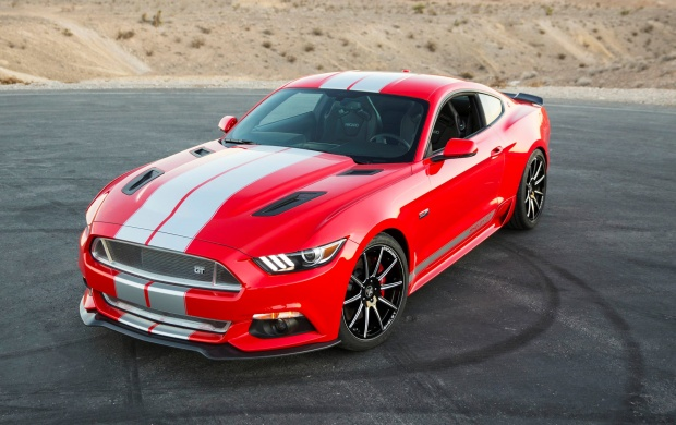 Ford Mustang Shelby GT 2015 (click to view)