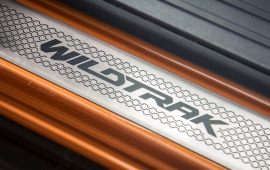 Ford Ranger Wildtrak Logo