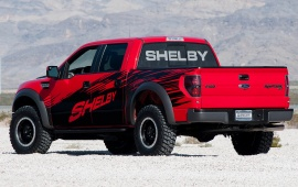 Ford Shelby Raptor 2015