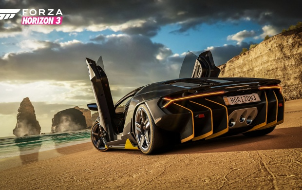 Forza Horizon 3 2016 (click to view)