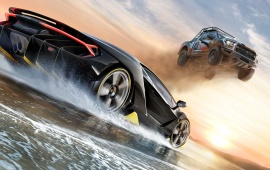 Forza Horizon 3 Key Art