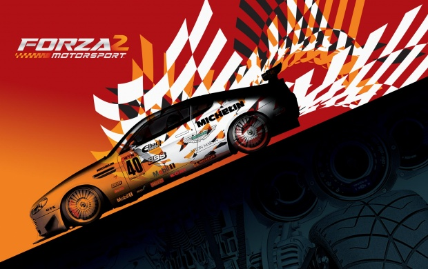 Forza Motorsport 2 Game (click to view)