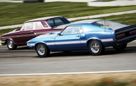 Forza Motorsport 4 American Muscle DLC