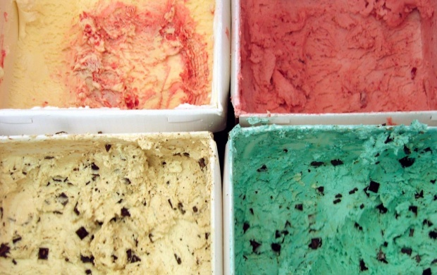 Four Flavors - Ice cream (click to view)