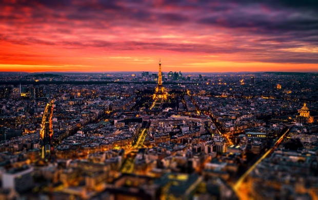 France The Evening (click to view)