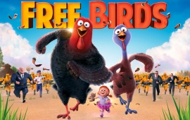 Free Birds Movie Stills