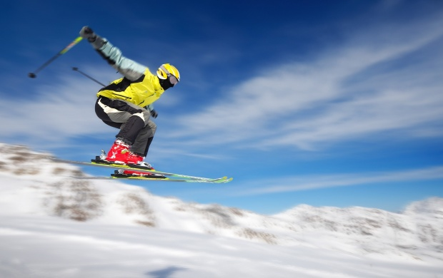 Freestyle Skiing (click to view)