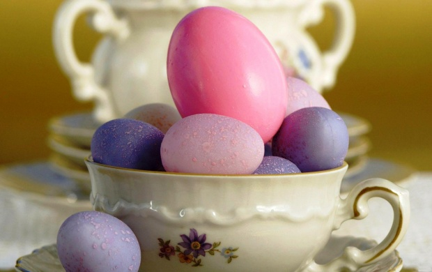 Fresh Easter Eggs (click to view)