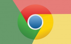 Fresh Google Chrome Logo