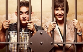 Funny Aamir Khan And Anushka Sharma
