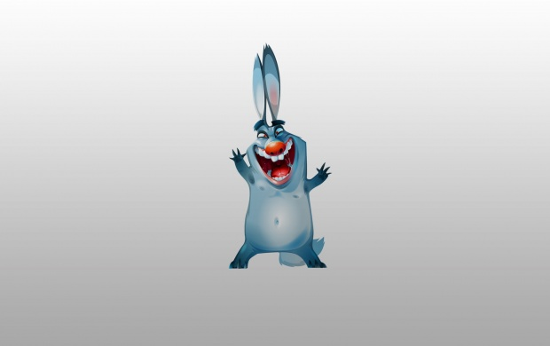 Funny Cartoon Rabbits (click to view)