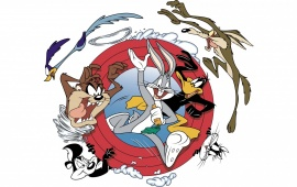 Funny Looney Tunes Character