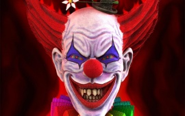 Funny Scary Clown