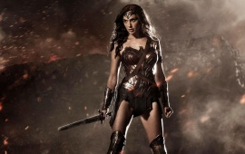 Gal Gadot Batman V Superman: Dawn Of Justice 2016
