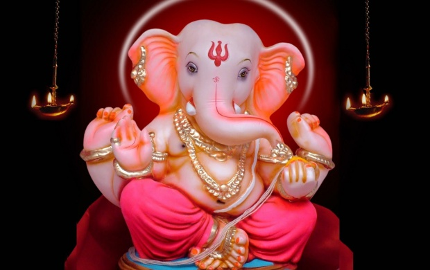 Ganapati Bappa (click to view)