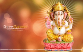 Ganesh Chaturthi Beautiful Statue