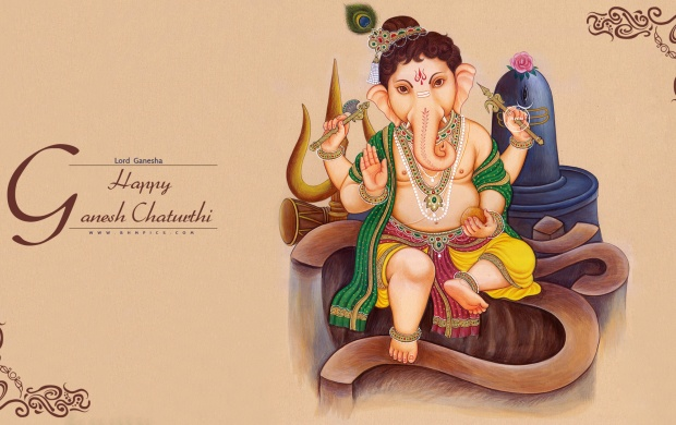 Ganesh Chaturthi Best Wishes (click to view)