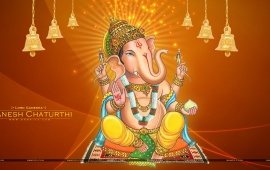 Ganesh Chaturthi Celebrated