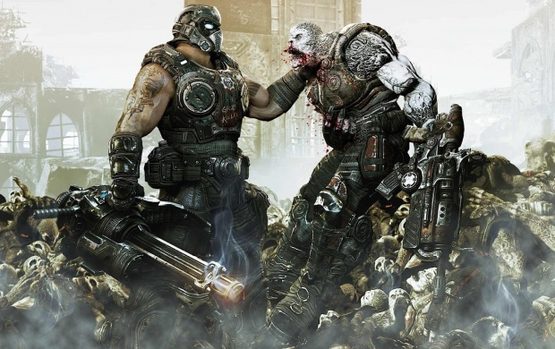 Gears Of War 3 Carmine (click to view)