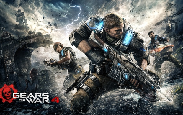 Gears Of War 4 2016 (click to view)