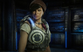 Gears Of War 4 Kait Midshot