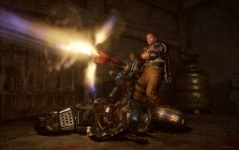 Gears Of War 4 Screenshot JD Trishot