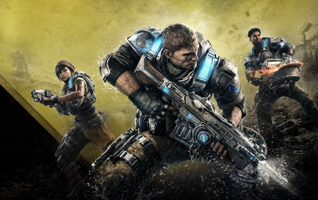 Gears of War 4 Ultimate Edition (click to view)