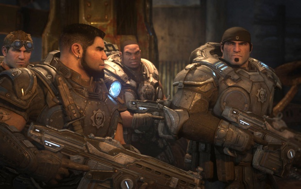 Gears Of War Ultimate Edition Delta Squad (click to view)