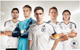 German Footballers