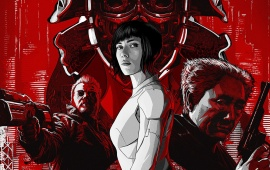 Ghost In The Shell Hollywood Movie