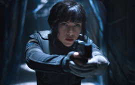 Ghost In The Shell Movie Stills