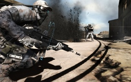 Ghost Recon 4 Future Soldier Gameplay