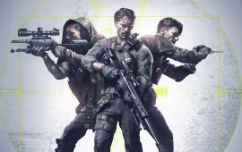 Ghost Sniper Ghost Warrior 3