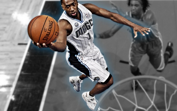 Gilbert Arenas (click to view)