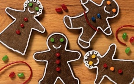 Gingerbread Women And Men