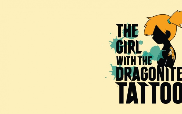 Girl With Dragonite Tattoo Click To View