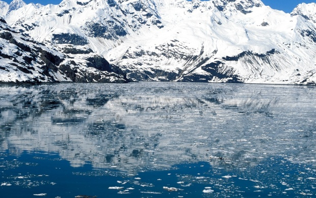 Glacier Bay National Park (click to view)