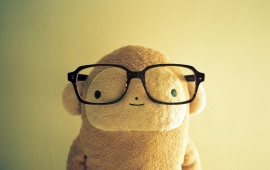 Glasses Monkey