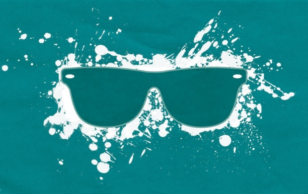 Glasses Spray Background (click to view)
