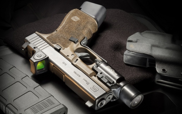 Glock 19 Self-Loading Pistol (click to view)