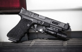 Glock 34 Austria Weapon