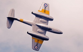 Gloster Meteor F8 Aircraft