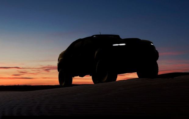 GM TARDEC Chevrolet Colorado (click to view)
