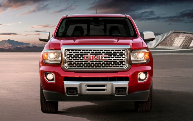GMC Canyon Denali 2017 (click to view)