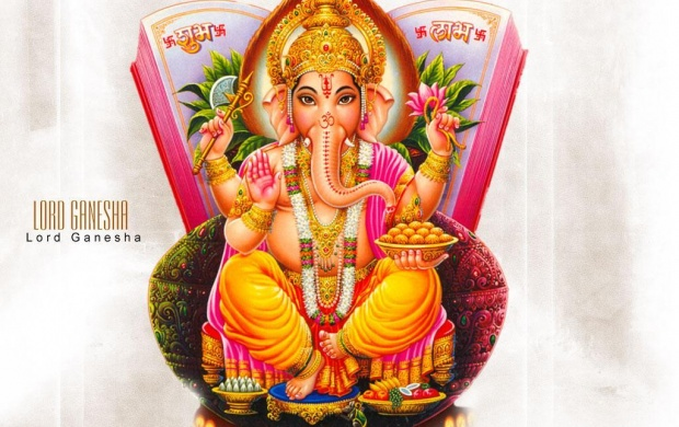God Ganeshji (click to view)