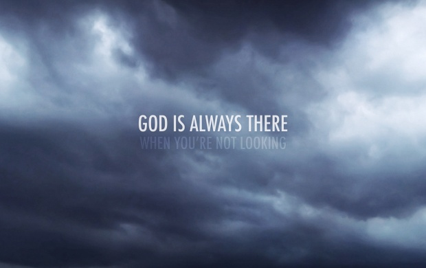 God Is Always There (click to view)