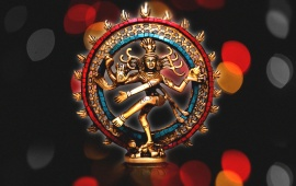 God Nataraja Brass Statues