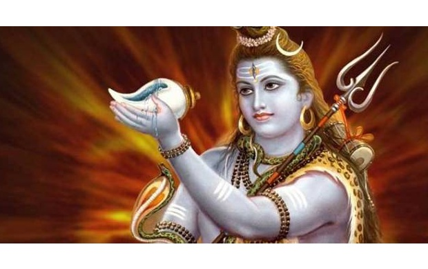 God Shiva (click to view)